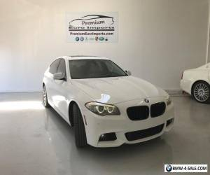 2011 BMW 5-Series Base Sedan 4-Door for Sale