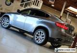 2011 BMW X6 Active Hybrid for Sale