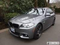 2015 BMW 5-Series M Sport