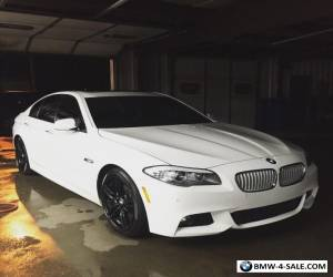 2013 BMW 5-Series M Package for Sale