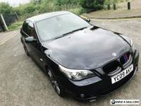 2009 BMW 535D M Sport Diesel Auto Facelift LCI TWIN-TURBO Show Room Condition