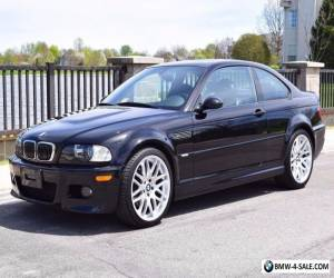 2002 BMW M3 Base Coupe 2-Door for Sale