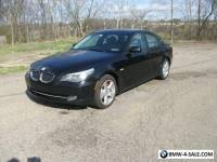 2008 BMW 5-Series xi