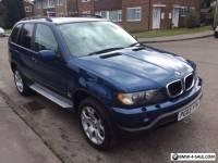 LOW MILEAGE 2003 BMW X5 SE 3.0D ESTATE DIESEL. GENUINE 74000 miles from new.