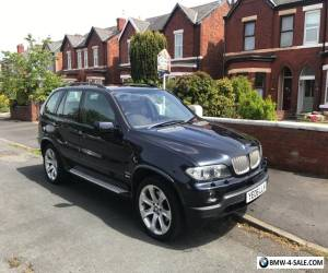 BMW X5 E53 - 2006 - 4.8is - LPG for Sale