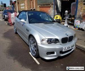 BMW E46 M3 for Sale