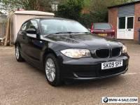BMW 120d ES 3 Door