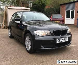 BMW 120d ES 3 Door for Sale