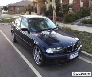 BMW 318i 2001 for Sale