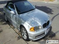 2001 BMW 3-Series Black