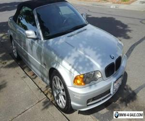 2001 BMW 3-Series Black for Sale