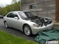 2004 BMW 7-Series sedan