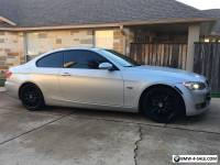 2009 BMW 3-Series M Sport Coupe