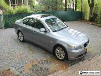 2004 BMW 5-Series Sport Package