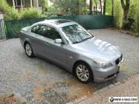2004 BMW 5-Series Sport Package