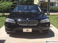 2011 BMW X3 xdrive 28i