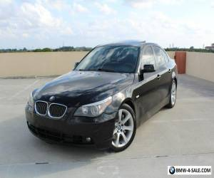 2004 BMW 5-Series 525i 528i 530i 535i 540i 545i 550i NO RESERVE LOOK for Sale