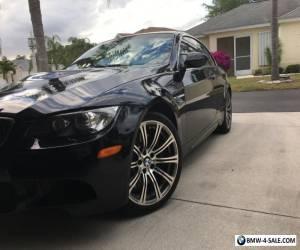 2008 BMW M3 Base Convertible 2-Door for Sale