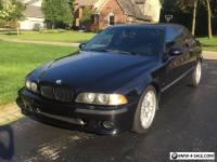 2000 BMW M5 Sedan - 4 Door
