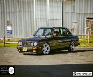 1987 BMW 5-Series 535 for Sale