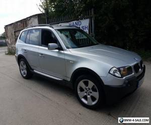 Pre owned BMW X3 2.0d 150bhp e83  for Sale