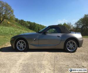 BMW Z4 3.0l Convertible, Metallic Grey for Sale