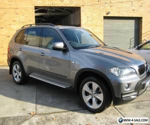 2008 BMW X5 3.0 DIESEL SUNROOF/SATNAV/BOOKS RWC MECH/BODY A1 $18888  for Sale