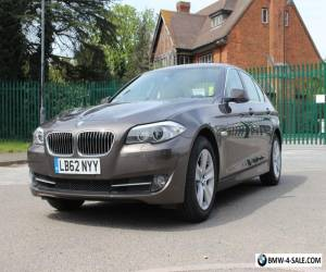 BMW 520D Efficient Dynamics 1 OWNER GENUINE 30555 MILES FULL BMW SERVICE HISTORY for Sale