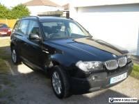BMW X3 2.0D SE SUV 5dr 2005