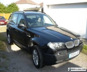 BMW X3 2.0D SE SUV 5dr 2005 for Sale