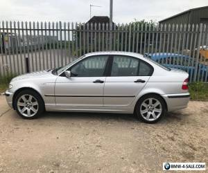 BMW 320d SE, 2003/53 Plate, Manual, 2 Litre Turbo Diesel for Sale