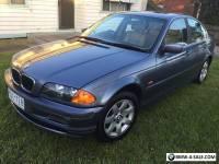 BMW E46 EXECUTIVE SEDAN 328i 1998