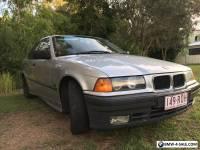 BMW 318i 1993 sedan