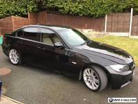BMW 3 Series 2.0 320i M Sport 4dr Black