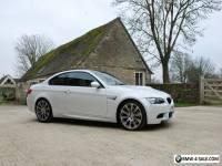 2011 BMW M3 4.0 V8 DCT