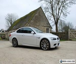 2011 BMW M3 4.0 V8 DCT for Sale