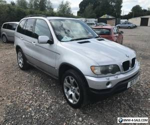 2003 BMW X5 3.0D Sport Auto Full Service History New Mot High Spec Low Mileage  for Sale