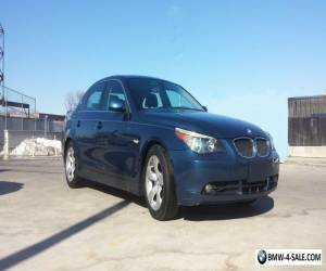2005 BMW 5-Series 530i for Sale