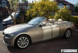 BMW 335i Convertible 57 Plate Twin Turbo Model for Sale