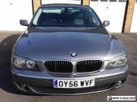 BMW 730D SE 3.0TD AUTO 2006 56 - 44mpg at 70 - SAT NAV - FULL BLACK LEATHER