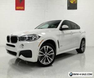 2015 BMW X6 xDrive35i M SPORT! PREM PKG! COLD WEATHER PKG! DRIVE ASSIST PKG! for Sale