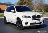 2011 BMW X5 BMW X5 50i xDrive M Sport Technology Premium 3rd r for Sale