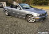 2005 BMW 3-Series sport /premium for Sale