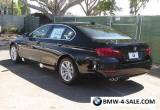 2016 BMW 5-Series 528i for Sale