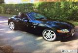 BMW Z4 3.0 SMG 231 BHP in Black for Sale