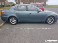 2008 BMW 520d SE 177Hp Non Runner, Manual gearbox, Sat Nav, 6 Disc multi changer