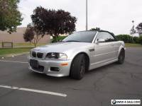 2006 BMW M3 Base Convertible 2-Door