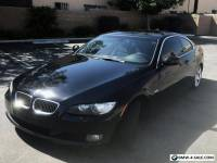 2010 BMW 3-Series Coupe 2-Door