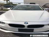 2014 BMW 4-Series 428i Coupe W/Premium Package and Navigation
