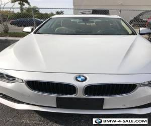 2014 BMW 4-Series 428i Coupe W/Premium Package and Navigation for Sale